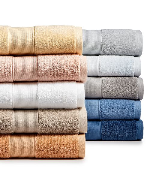 Charter Club Egyptian Cotton Oversized Bath Towel Collection, Created for Macy's