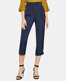 BCBGMAXAZRIA Piper Cropped Pants