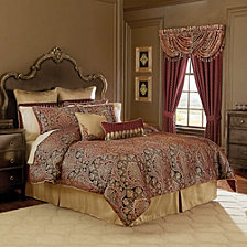 Croscill Roena 4 Piece King Comforter Set