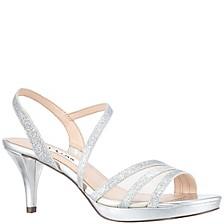Nazima Platform Dress Sandals