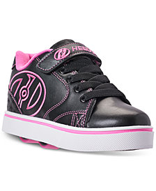 Heelys Little Girls' Vopel X2 Wheeled Skate Casual Sneakers from Finish Line