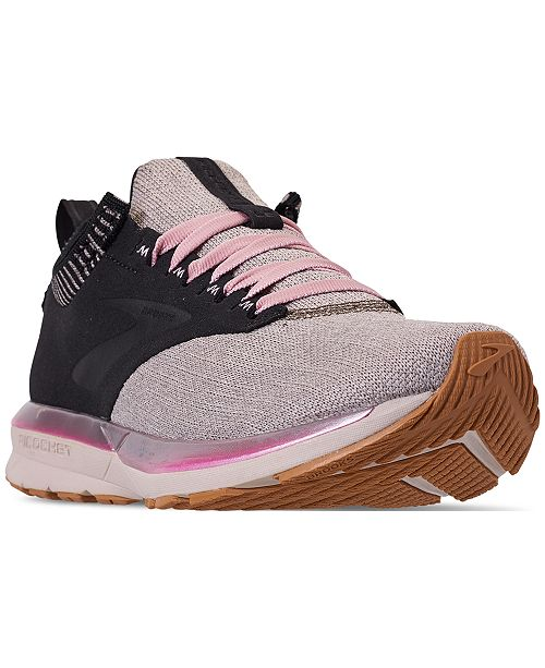 db88bef5960e6 Brooks Women s Ricochet LE Running Sneakers from Finish Line ...