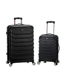 Rockland Special 2PC Hardside Spinner Set