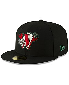 New Era Winston-Salem Warthogs Custom Collection 59FIFTY-FITTED Cap