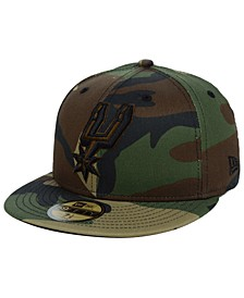 San Antonio Spurs Fall Prism Pack 59FIFTY-FITTED Cap