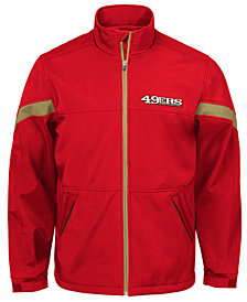 G-III Sports Men's San Francisco 49ers The Franchise Player Front Zip Jacket