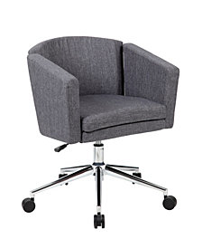 Boss Office Products Metro Club Desk Chair