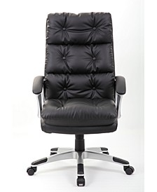 Contemporary Mid-Back Executive Chair