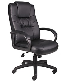 Boss Office Products Carnegie Desk Chair