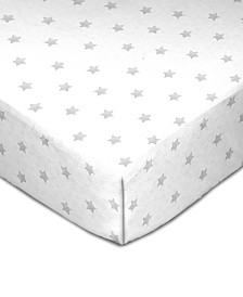 Lolli Living Muslin Crib Fitted Sheet