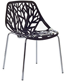 Modway Stencil Dining Side Chair