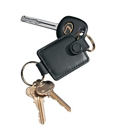 Royce Executive Key Fob Organizer in Genuine Leather