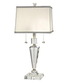 Danbrook Crystal Table Lamp