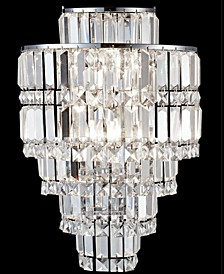 Cathedral Crystal Wall Sconce