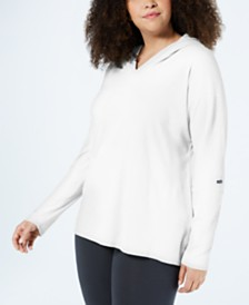 Columbia Plus Size Longer Days Hoodie