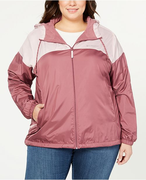 e1a62949da5 Columbia Plus Size Flash Forward™ Lined Windbreaker   Reviews ...