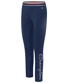 Champion Double Dry Logo Leggings