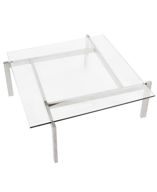 Macys Furniture Outlet Michigan: Lumisource Cosmopolitan Coffee Table & Reviews