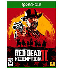 Xbox 1 Red Dead Redemption 2