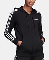 meet 67095 26d02 adidas Essentials 3-Stripe Zip Hoodie