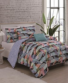 Bellamy 5-Pc Queen Comforter Set