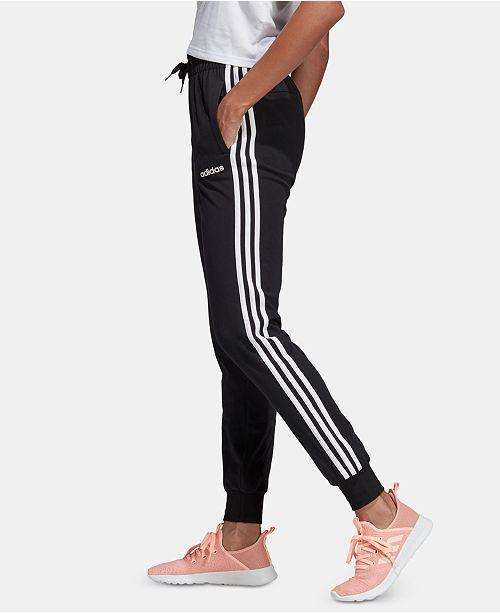 adidas Essential 3-Stripe Joggers