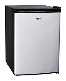 1.7 Cubic Foot AC, DC Heat Pipe Fridge