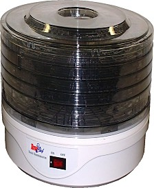 Total Chef  5-Tray Food Dehydrator