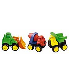 Kidoozie - Little Tuffies Trucks