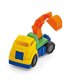 Kidoozie Big Tuffies Digger Truck