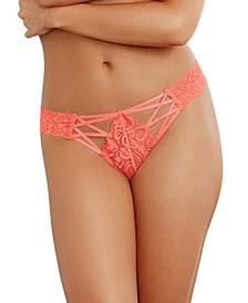 Criss Cross Lace Panty Underwear
