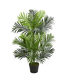 Nearly Natural 3' Paradise Palm Artificial Tree
