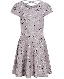 8a505b1c2094 Epic Threads Super Soft Toddler Girls Splatter-Print Criss-Cross Dress