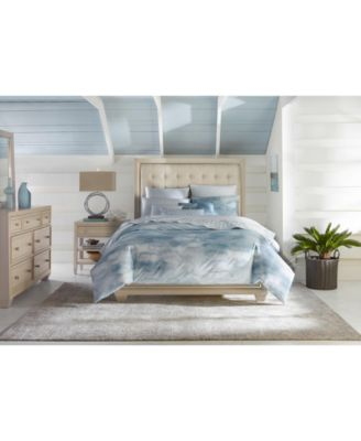 Kelly Ripa Kendall Bedroom Furniture, 3-Pc. Set (Full Bed, Chest & Nightstand), Created for Macy's