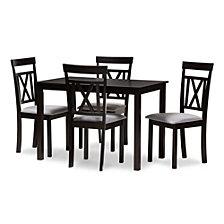 Rosie 5 Piece Dining Set