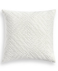 "Lucky Brand Diamante 18"" x 18"" Decorative Pillow, Created for Macy's"