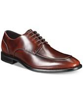 1434376f7bb Alfani Men s Alfatech Bleaker Lace-Up Shoes