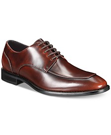 Alfani Men's Alfatech Bleaker Lace-Up Shoes, Created for Macy's