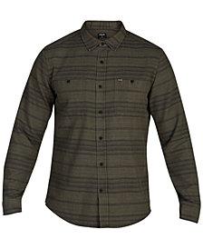 Hurley Men's Blake Long Sleeve Shirt, Created for Macy's