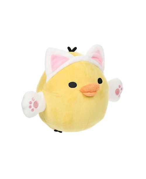 Rilakkuma Kiiroitori Cat Hands And Hat