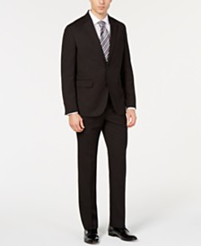 Dockers Men's Classic-Fit Stripe Suit