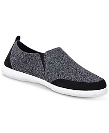 Men's Zenz Sport-Knit Slippers