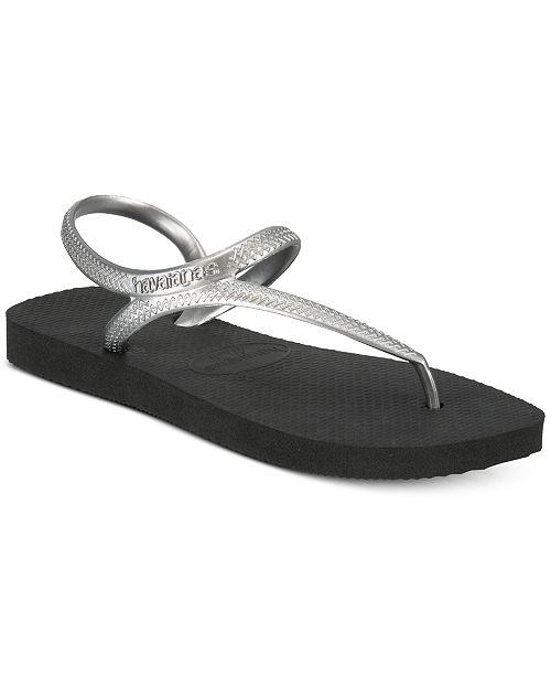 257f19997a8dd7 Havaianas Women s Flash Urban Flip-Flop Sandals - Sandals   Flip ...
