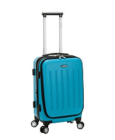 "Rockland Titan 19"" Spinner Hardside Carry On"