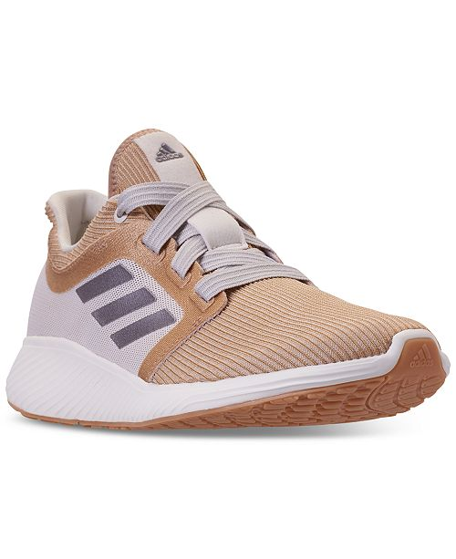 adidas Women s Edge Lux Casual Sneakers from Finish Line   Reviews ... 854d230fc
