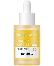 TONYMOLY Vital Vita 12 Vitamin C Synergy Ampoule, 1-oz.