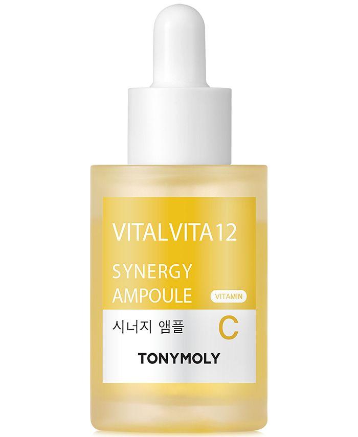 TONYMOLY - Vital Vita 12 Synergy Ampoule, 1-oz.