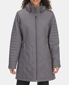 EMS® Women's PrimaLoft® Packable Water-Repellent Insulator Parka
