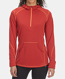 EMS® Women's Techwick Dual Thermo II 1/2-Zip Pullover Hoodie