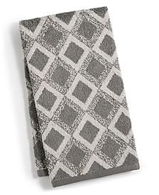 "Tile Diamond 16"" x 30"" Hand Towel, Created for Macy's"